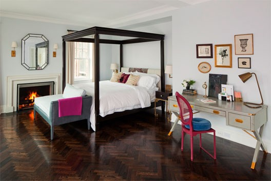 Jennifer Aniston's West Village apartment