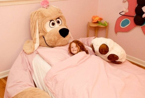 animal bed from Incredibeds.com